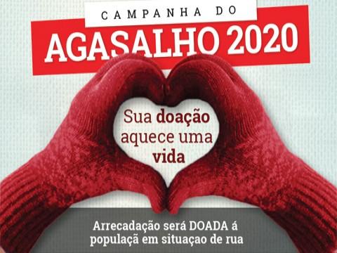 Campanha Agasalho 2020  | Grupo MMC